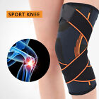 Sports Knee Brace Support Breathable Sleeve Compression For Running Knee pad