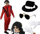 MENS DELUXE JACKO COSTUME WIG HAT GLASSES GLOVES HALLOWEEN FANCY DRESS OUTFIT