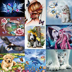 DIY 5D Diamond Painting Embroidery Animal Cross Craft Stitch Kit Home Decor Art