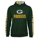 Green Bay Packers Mens Green Polyester Hoodie - NFL on eBay