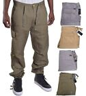 Sean John Men's $59.50 Titanium Grey Cargo Casual Pants Choose Size