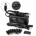 New Max 90W 15V - 24V Multiple Universal Laptop Adapter/Charger/Power Supply