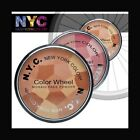 NYC  New York Color Wheel Mosaic Face Powder *YOU CHOOSE* your shade
