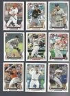 2014 BOWMAN BASE  #'s 1-220 ( STARS, ROOKIE RC'S ) WHO DO YOU NEED!!!