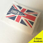 UNION JACK PAPER BAGS SWEET FAVOUR BUFFET GIFT SHOP PARTY Small Medium Large