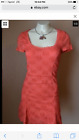Lace FREE PEOPE Floral Eyelet Cap Sleeve Short Dress Size XS so darn cute!