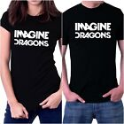 Imagine Dragons T-Shirt Concert Band Shirt Men OR Women T-Shirt Size S-2XL image