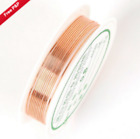 Wholesale Lot Soft Copper Wire/Wire line for DIY Jewelry Making 0.2-0.8mm