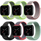 sand sand sand - Soft Nylon Sport Loop Band Strap Wristbands for Fitbit Versa Fitness Smart Watch