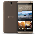 HTC E9+ Dual Stand-by Android 32 GB 20MP Wi-Fi Smartphone Gray/ Brown/White