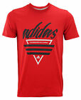 Adidas Men's 60/40 Go To Graphic Short Sleeve Perfromance T-Shirt, Red image
