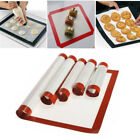 best cookie sheets - BEST Baking Mat Sheet Bakeware Oven Non Stick Cookie Tray Heat Resistant H1