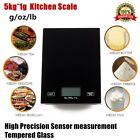 5kg Small Digital LCD Electronic Kitchen Cooking Food Balance Weighing Scales UK