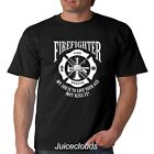 it jobs san antonio texas - Firefighter T-Shirt My Job Is To Save Your A$$ EMT EMS Fire Rescue Men's Tee