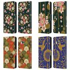HEAD CASE DESIGNS LACQUERWARE LEATHER BOOK WALLET CASE COVER FOR HTC PHONES 1