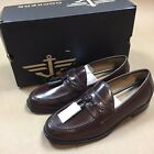 NEW box Mens dockers lyon mahogany slip on loafers shoes brown 8 85 M