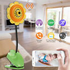 Baby Monitor Sunflower Home Security Wifi Camera DVR Night Vision For Smartphone