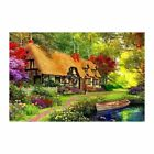 5D DIY Scenery Animal Diamond Painting Embroidery Cross Stitch Kits Art Crafts