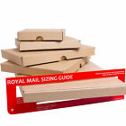 C4 A4 & C5 SIZE BOX LARGE LETTER STRONG CARDBOARD SHIPPING MAILING POSTAL PIP