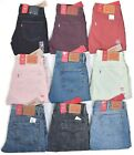 Levis 511 Mens Slim Fit Stretch Jeans Choose Style Color & Size