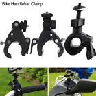 Bike Motorbike Handlebar Clop On Clamp Bracket Holder Mount for Camera Gopro WT