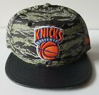New Era New York Knicks Pattern 59Fifty Flat Bill 5950 Fitted Cap NBA HWC Hat on eBay