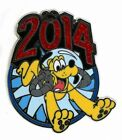 2014 Dinsey Mystery Collection Pluto Pin Rare W3