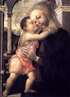 Art Photo Print - Madonna And Child Madonna Della Loggia - Sandro Botticelli 144