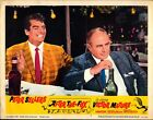 LOBBY CARD: AFTER THE FOX (UA, 1966) shows VICTOR MATURE