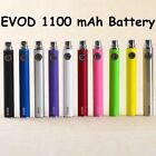 5x Pack 1100mAh Vape-Pen Battery Replacement 510 Thread + Charger 5EVOD