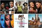 6 used TRIN-I-TEE 5:7 CDs LOT : Hits,Spiritual Love,Kiss,T57,Angel&Chanelle,Xmas