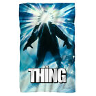 The Thing Classic Movie Poster Art Lightweight Polar Fleece