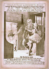 Photo Print Vintage Poster: Stage Theatre Flyer Watch On The Rhine 02