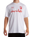 Huf Chocolate Torrence FC Jersey Keenan Milton Forever White skateboard Small