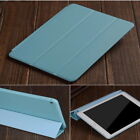 Magnetic Luxury Leather Smart Case For New iPad 5 Mini 1 2 3 4 Air Pro 9.7 10.5""