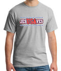 Jesus Saves USA Adult's T-shirt Patriotic American Jesusaves Tee for Men - 2045C image