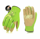 Vgo Ladies' High Breathability Synthetic Leather Gardening Gloves SL7443-G