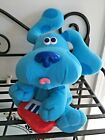 Blues Clues Doll Piano Playing Toy Fishre Price 2000 Mattel w Batteries CLEAN!