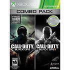 Call of Duty: Black Ops 1 & 2 Combo Pack Xbox 360 - Brand New