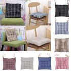 Indoor Outdoor Dining Garden Patio Soft Chair Home Office Seat Pads Cushions