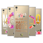 e save the date - CUSTOM CUSTOMIZED PERSONALIZED COUPLE CASE SOFT GEL CASE FOR SONY PHONES 1