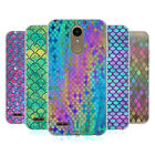 HEAD CASE DESIGNS MERMAID SCALES 2 SOFT GEL CASE FOR LG PHONES 1