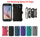 Case Cover Defender For Samsung Galaxy S7 Edge  USA NEW