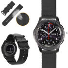 For Galaxy Watch 46mm / Samsung Gear S3 Classic Frontier Bands Nylon Sport Strap image