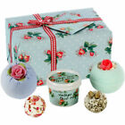 Bomb Cosmetics Luxury Wrapped Gift Set Handmade Natural Bath Body Pamper set