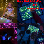 Kyпить Light Drawing Board Sketch Pad Doodle Writing Craft Art for Children Kid Gift US на еВаy.соm