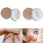 Halloween Fancy Dress Fake Scar Wound Skin Wax Body Face Painting Make Up Unisex