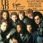 """7"""" UB 40 (I Can't Help) Falling In Love With You OST Sliver CEMA 1993 like NEW!"""