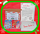 Personalised Christmas Eve Box Filled A5 Santa Letter Magic Key & Reindeer Food
