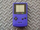 Nintendo Game Boy Color System w/Black Buttons-Glass Screen -Pick Shell Color!